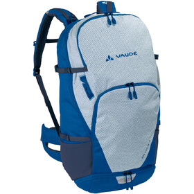 VAUDE Bike Alpin 25+5 Sac à dos, radiate blue